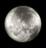 Księżyc W Pełni Daleko strona Zdjęcie Stock