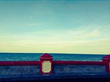 Księżyc W Pełni dniem zdjęcia stock