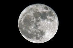 księżyc w pełni super zdjęcia stock