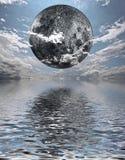 księżyc wzrost Zdjęcie Royalty Free