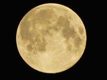 2 księżyca Zdjęcia Royalty Free