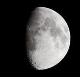 Księżycowa powierzchnia Zdjęcie Stock