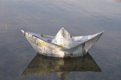 księga łódź Obrazy Stock