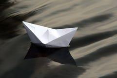 księga łódź Obrazy Royalty Free