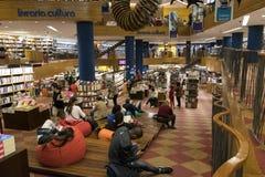 Księgarnia w avenida Paulista Brasil, San - Paolo - fotografia royalty free