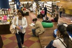 Księgarnia w avenida Paulista Brasil, San - Paolo - obrazy royalty free