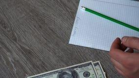 Księgowość, dystrybucja fundusze, raportów koszty, dystrybucja i rejestr w notatniku defraudacja, zbiory