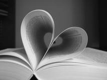 księga serce obrazy royalty free