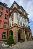 Ksiaz Castle in Poland Stock Photo