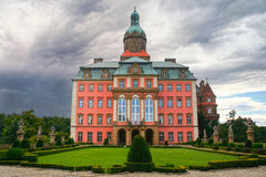 Ksiaz Castle, Poland Royalty Free Stock Photos