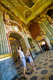 Ksiaz Castle Poland Royalty Free Stock Images