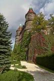 Ksiaz do castelo Fotos de Stock