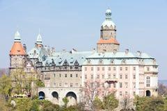 Ksiaz Palace Stock Photo