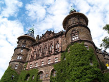 Ksiaz Palast, Polen Stockbild