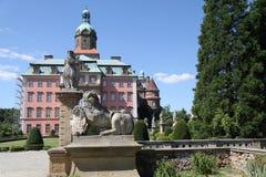 Ksiaz Schloss Lizenzfreies Stockbild