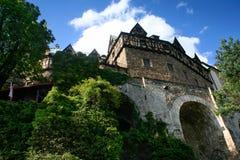 Ksiaz-Schloss 2 Lizenzfreies Stockbild