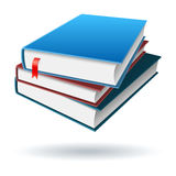 książka 2 notatnika Obrazy Stock