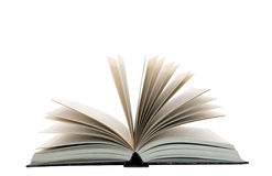 książka otwarta Zdjęcia Stock