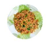Kısır.bulgur salad or meze Stock Image