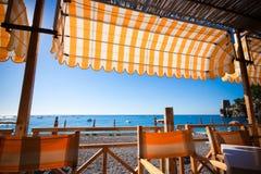 Küste-Ansicht Lizenzfreies Stockfoto