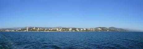 Küste von Sochi. Stockfoto