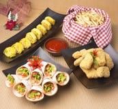 Köstliche Nahrung Stockbilder