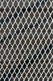kształtujący diamentowy grill Zdjęcie Royalty Free