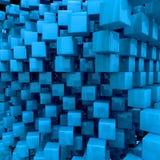 kształtu geometrycznego abstrakcyjne Zdjęcie Stock