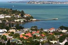 kształtuje teren nowego Zealand Obraz Royalty Free