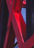 kształty mostów Fotografia Stock