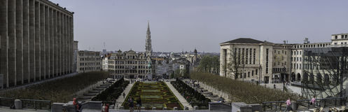 które Brukseli Zdjęcia Royalty Free