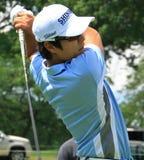 KT Kim pro golfer Stock Image