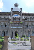 Historical building Kuala Lumpur  Royalty Free Stock Photos