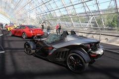 KTM X-BOW GT Fotografering för Bildbyråer
