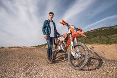 Ktm royalty free stock photo