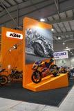 KTM Moto3 Stock Image