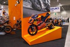 KTM Moto3 Stock Images