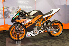 KTM RC 390 motorcycle Stock Image
