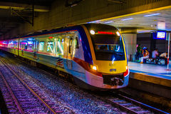 Ktm train Royalty Free Stock Images