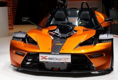KTM X-BOW GT 2014 Royalty Free Stock Image