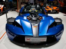 KTM X-BOW GT 2014 Royalty Free Stock Images