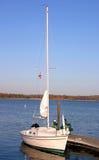 kto był tym łodzi żagiel Obraz Royalty Free