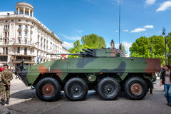 KTO Rosomak - Infantry vehicle Stock Photos