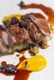 Kött - grillad sadel av vildsvinet Royaltyfri Bild