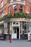 Ku Bar in Soho, London. Stock Photos
