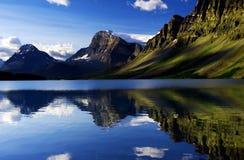 łęku jezioro Fotografia Royalty Free