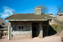 Kuźnia w Wartburg kasztelu, Eisenach Fotografia Stock