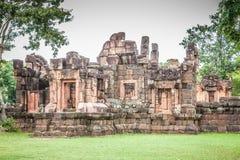 Ku Pueai Noi At Khon-kaen, North-East Of Thailand Royalty Free Stock Photography