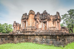 Ku pueai noi przy Khon-kaen, północny-wschód Tajlandia Obraz Royalty Free