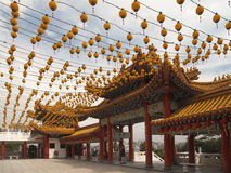 kuala chińska świątynia Lumpur Malaysia Zdjęcie Stock